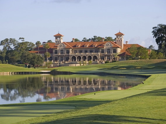 Stadium at TPC Sawgrass