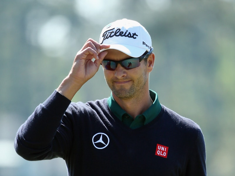 Adam Scott - May 19, 2014
