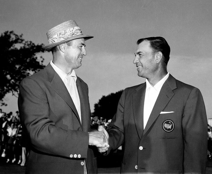 15. 1954 Masters
