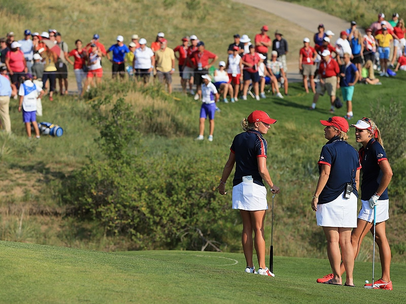 5. Solheim Cup: At least it wasn't a hasty mistake