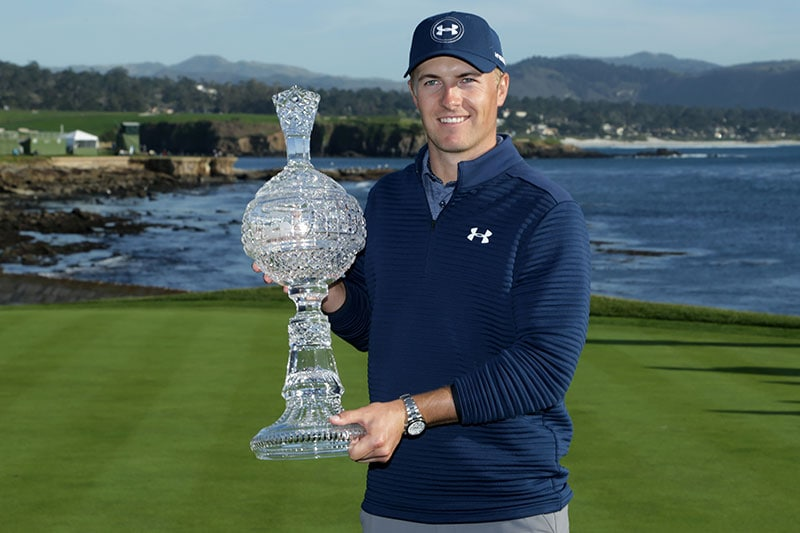 AT&T Pebble Beach Pro-Am: Jordan Spieth