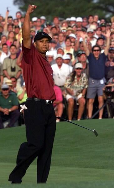 12. 2001 Masters