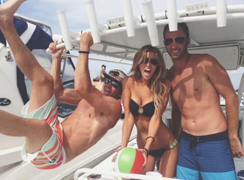 Paulina Gretzky bikini pictures: