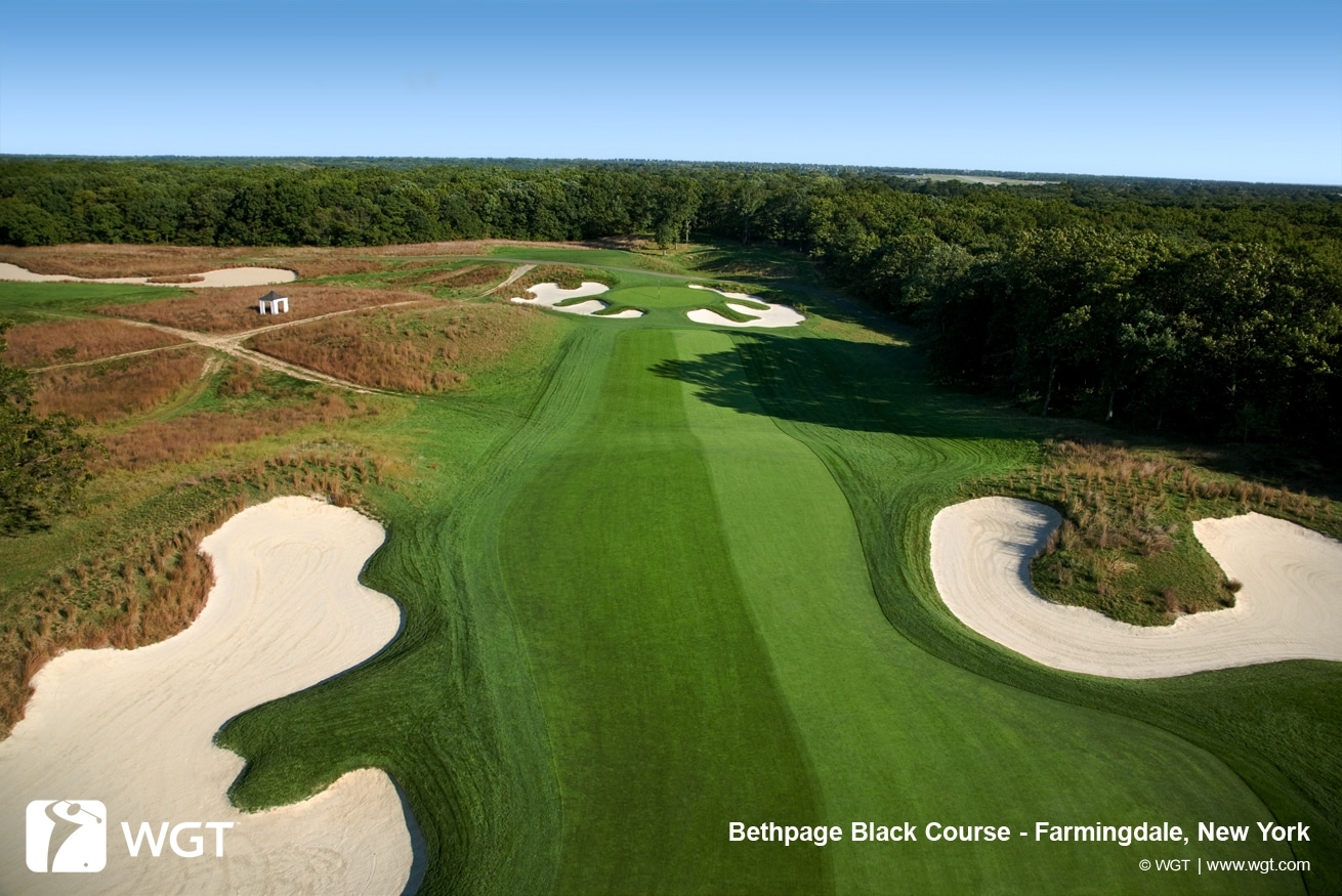 Bethpage Black host of WGT's First Tee Open