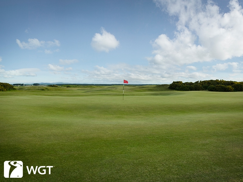 Saint Andrews Old Course green