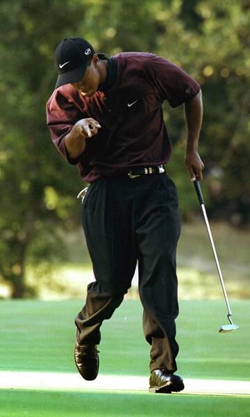 No. 4 seed: 2000 PGA Championship