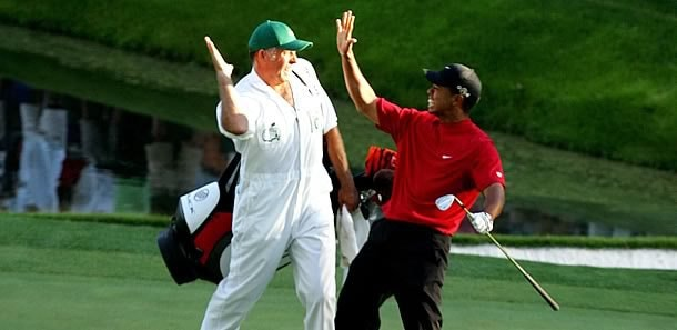 No. 2 seed: 2005 Masters