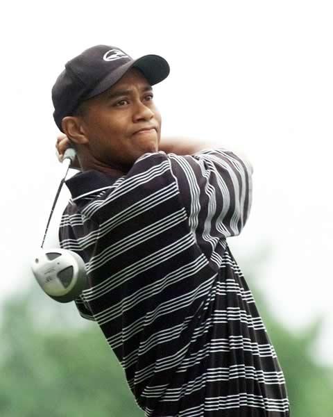 Round 1: Tiger Woods