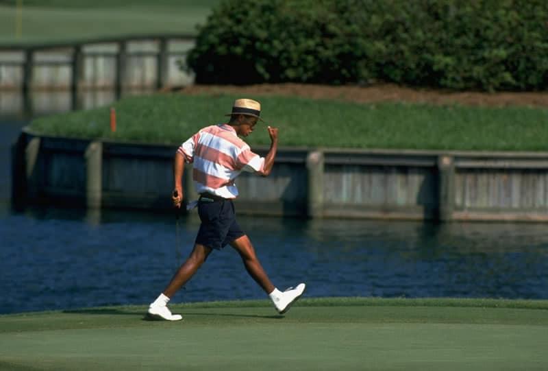 No. 16 seed: 1994 U.S. Amateur