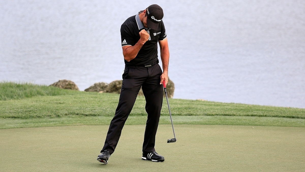 Day hangs on for wire-to-wire victory at Bay Hill