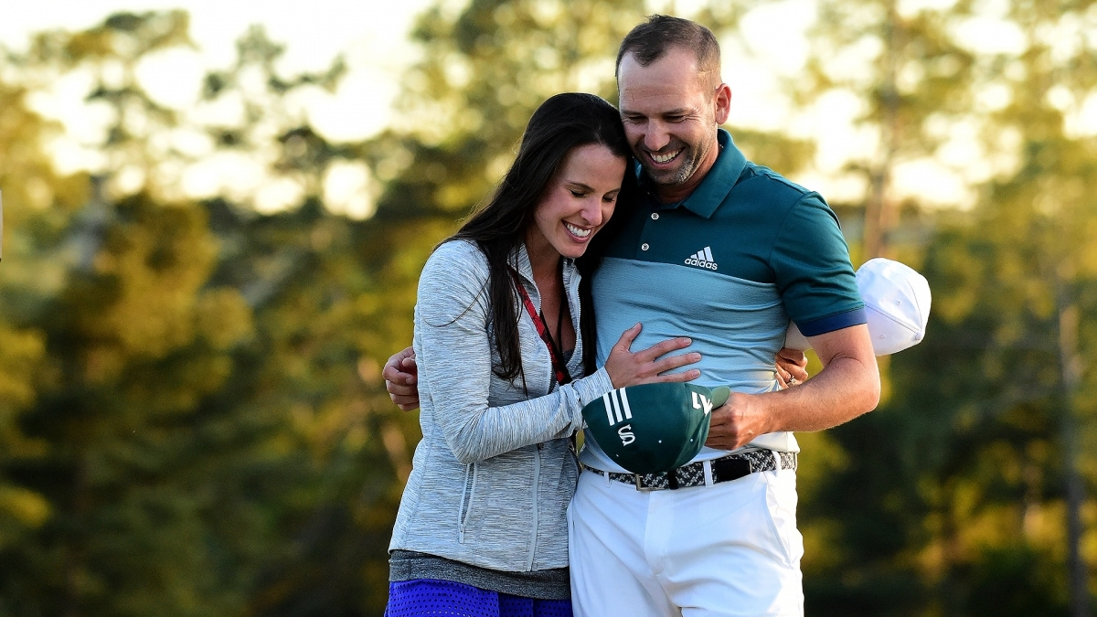 a0239b0c391232 Sergio Garcia reveals Champions Dinner menu for 2018 Masters