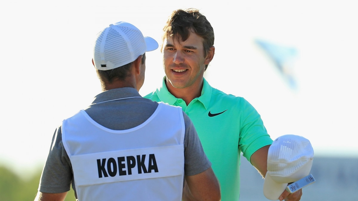 2ebb7d9f60fd9 Becoming Brooks  How Koepka turned into a major champion