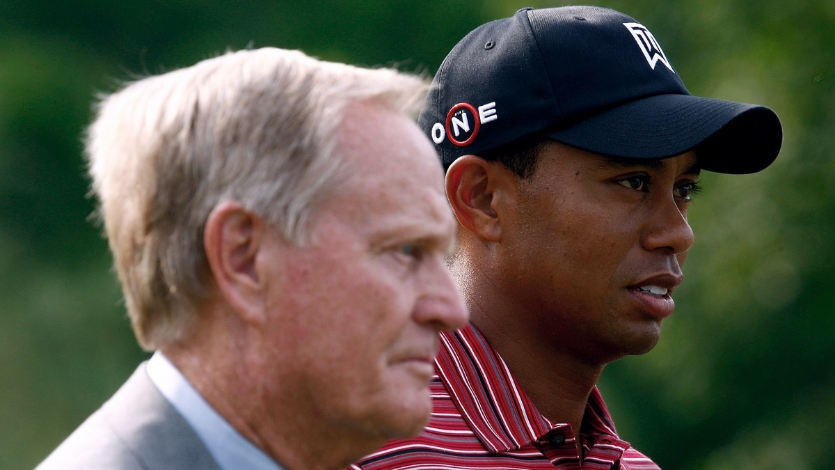 Jack Nicklaus supports Tiger Woods  political comments 22e07c3a975