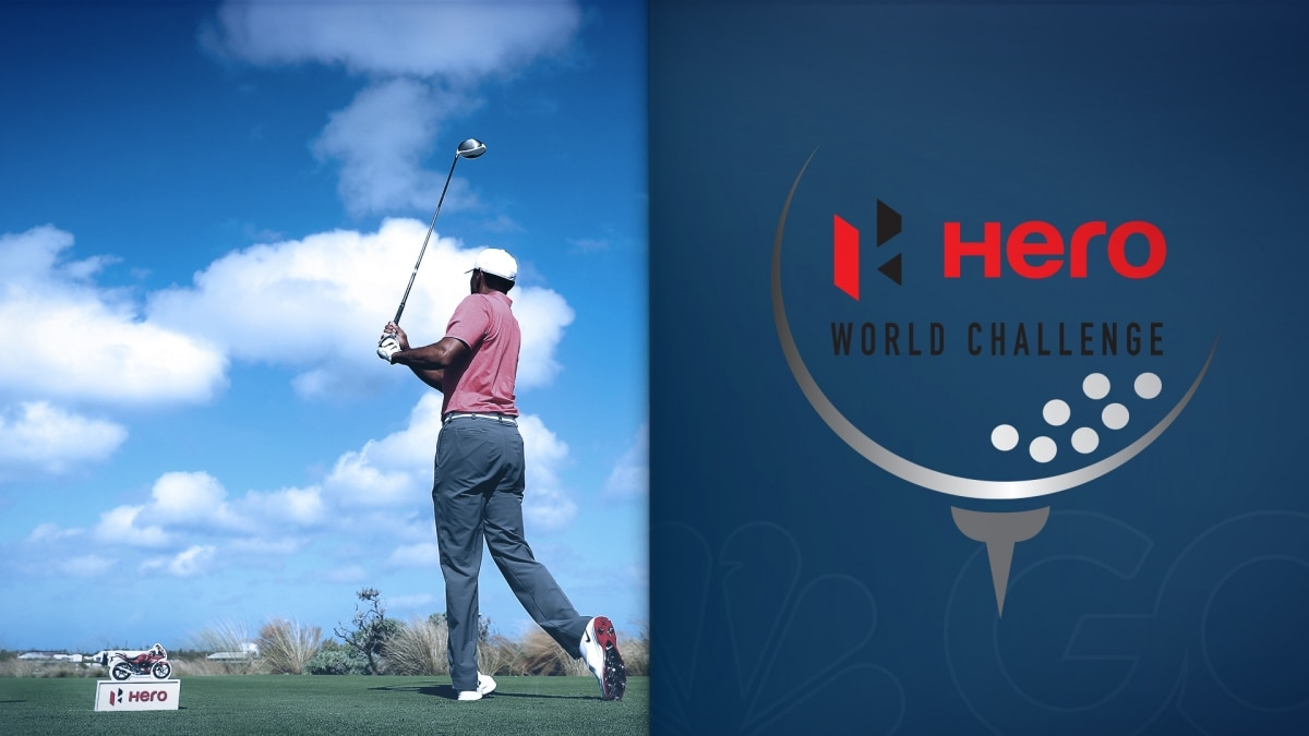 Image result for Hero World Challenge Golf 2018 live pic logo