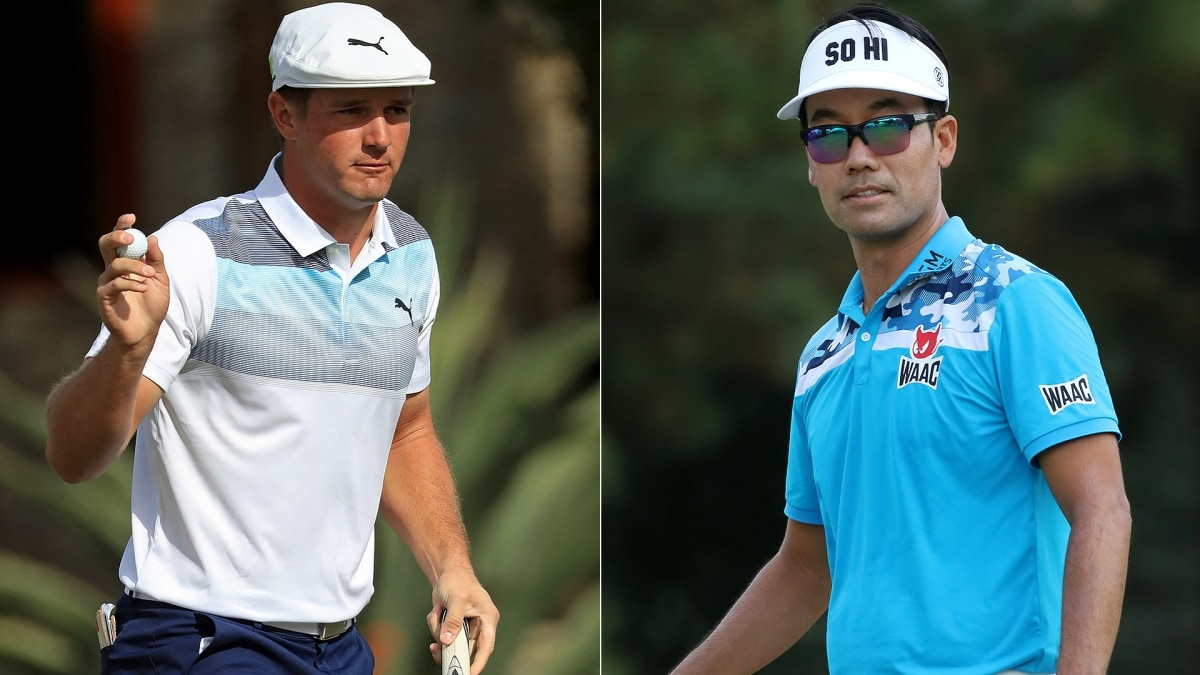 Three golf teams tied QBE Shootout lead