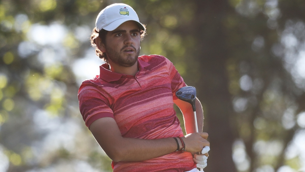 Defending Champ Toto Gana Co Leads Latin America Amateur Championship Golf Channel
