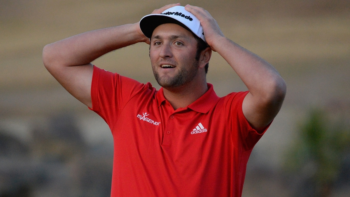 836b3e3fa14 Jon Rahm passes Jordan Spieth to become No. 2 in the Official World Golf  Ranking