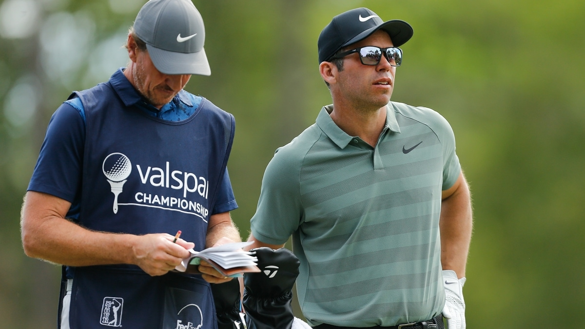 2018 Valspar Championship - Paul Casey Almost Got Wrong Yardage Late ... 19a6f3af66b