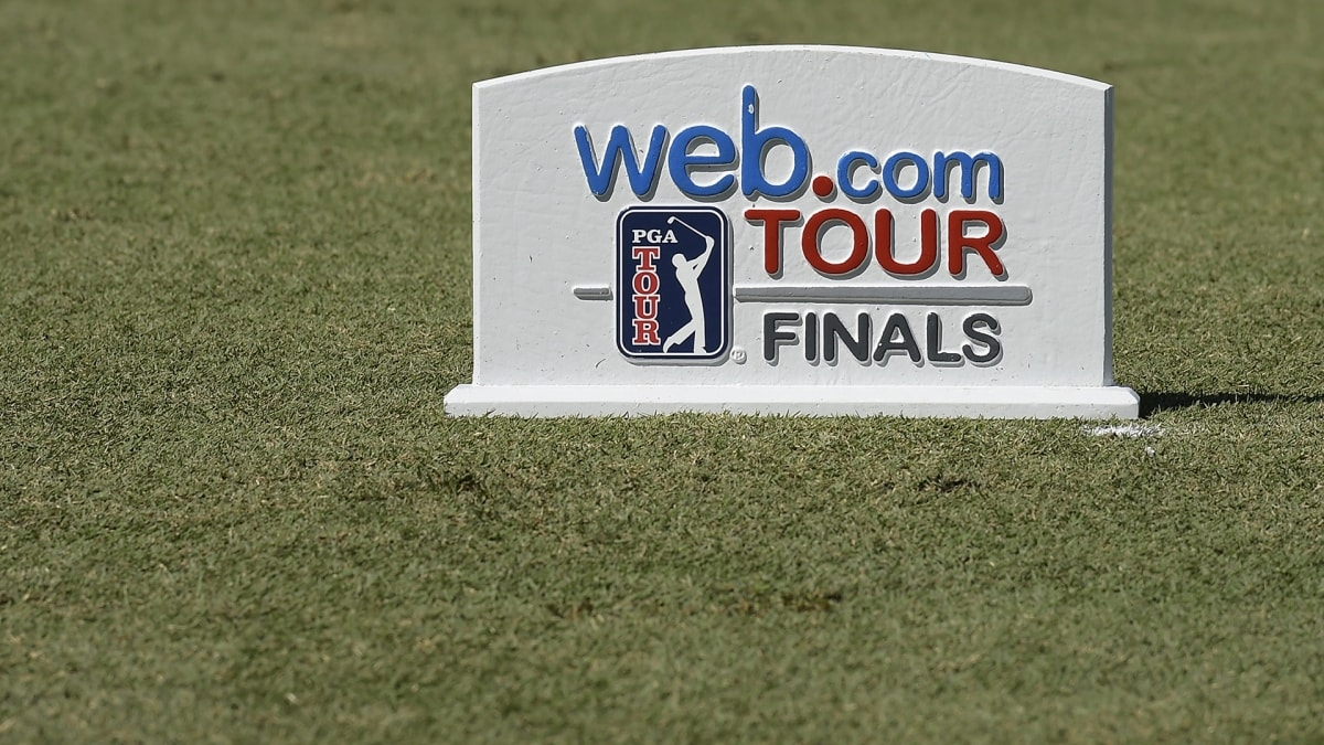 web tour finals standings through second event | golf channel