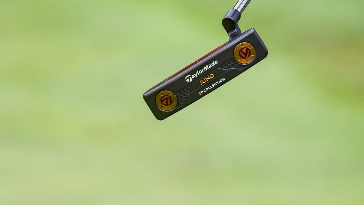 Tiger Woods Tests New Taylormade Juno Putter In Pro Am Round At Tpc Boston Golf Channel