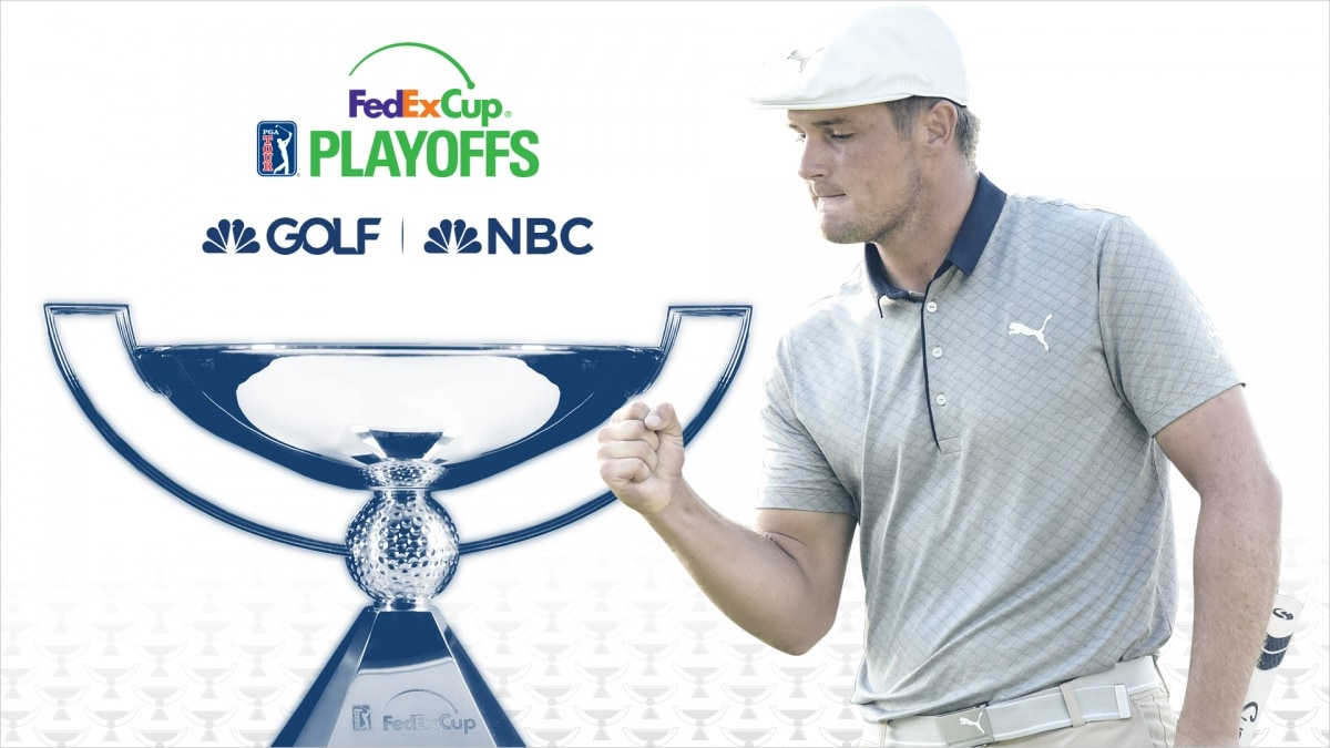 2018 TOUR Championship TV schedule