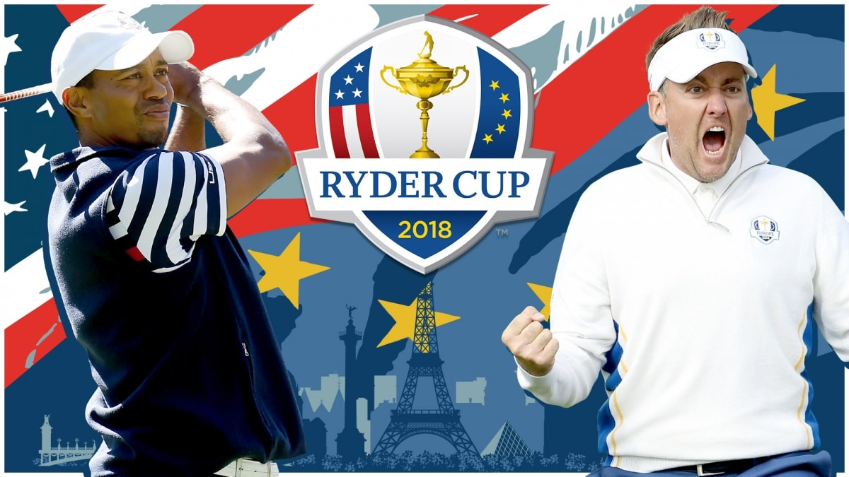 how to the 2018 cup on tv and golf