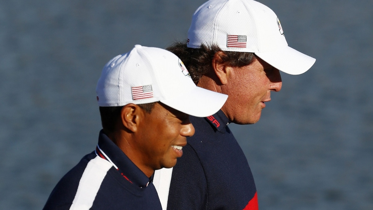 'It's missed the mark:' Rory McIlroy not watching Tiger-Phil match