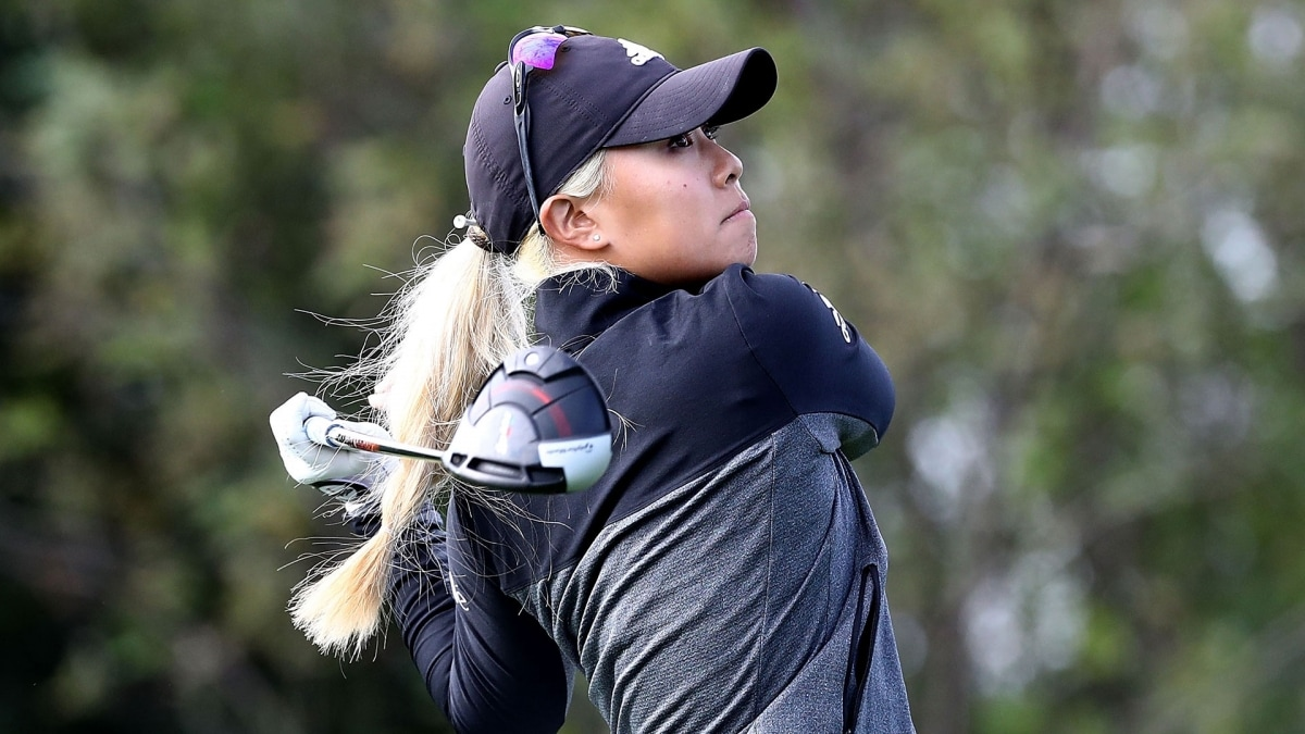 Kang two behind Hataoka at LPGA Hana Bank | Golf Channel