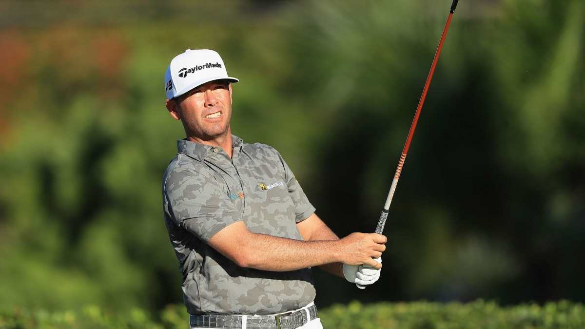 Leishman fifth as Kuchar leads in Hawaii