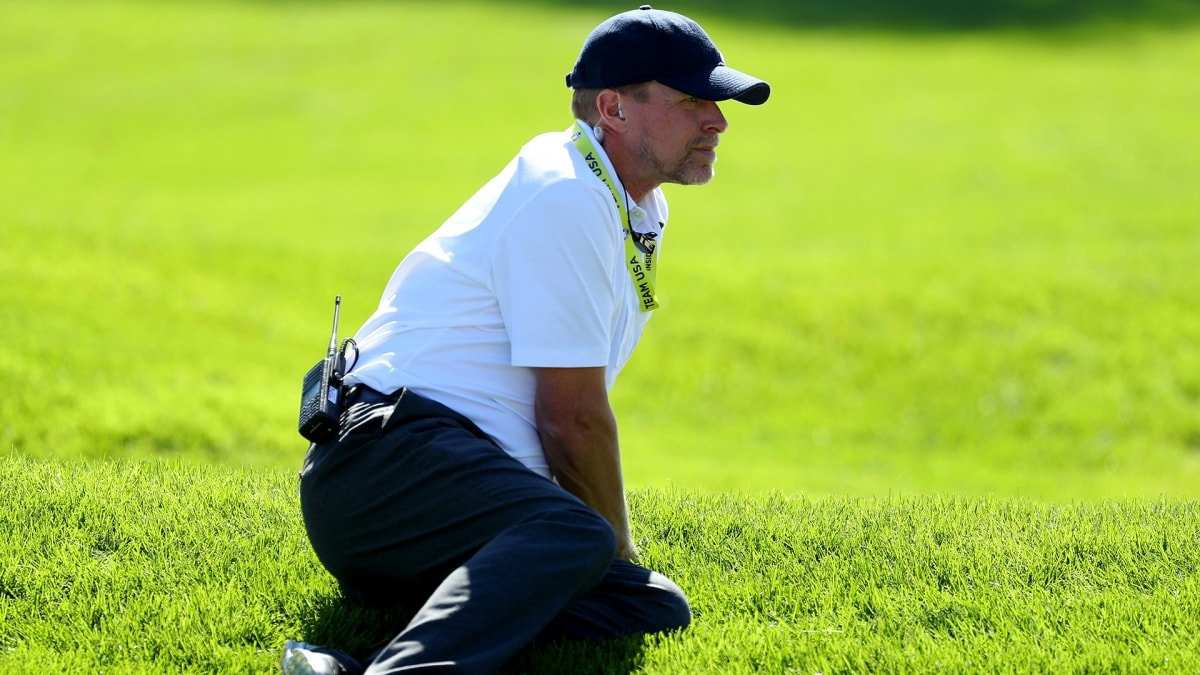 Stricker would be 'honoured' to be USA captain at Ryder Cup