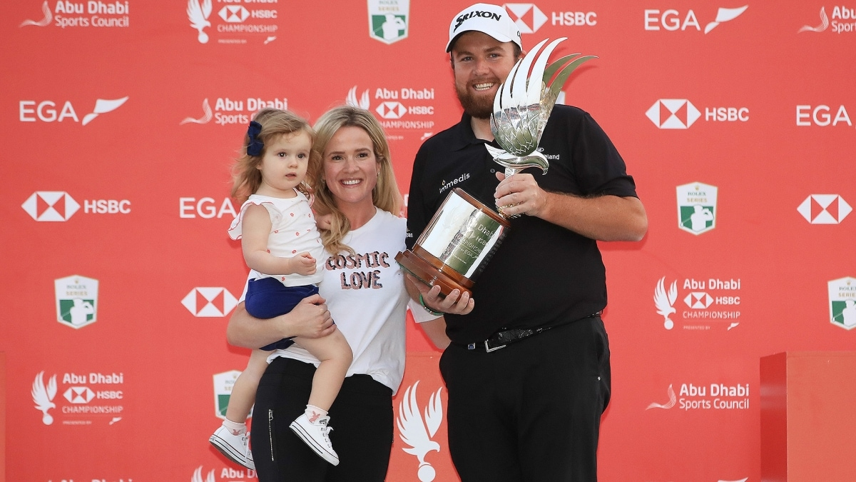 Shane Lowry wins Abu Dhabi Championship in tight finale