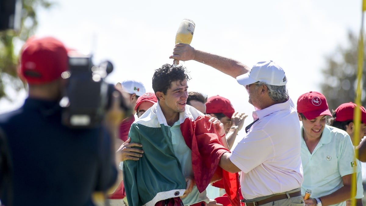 Ortiz leads by 1 and gets another shot at Latin Amateur