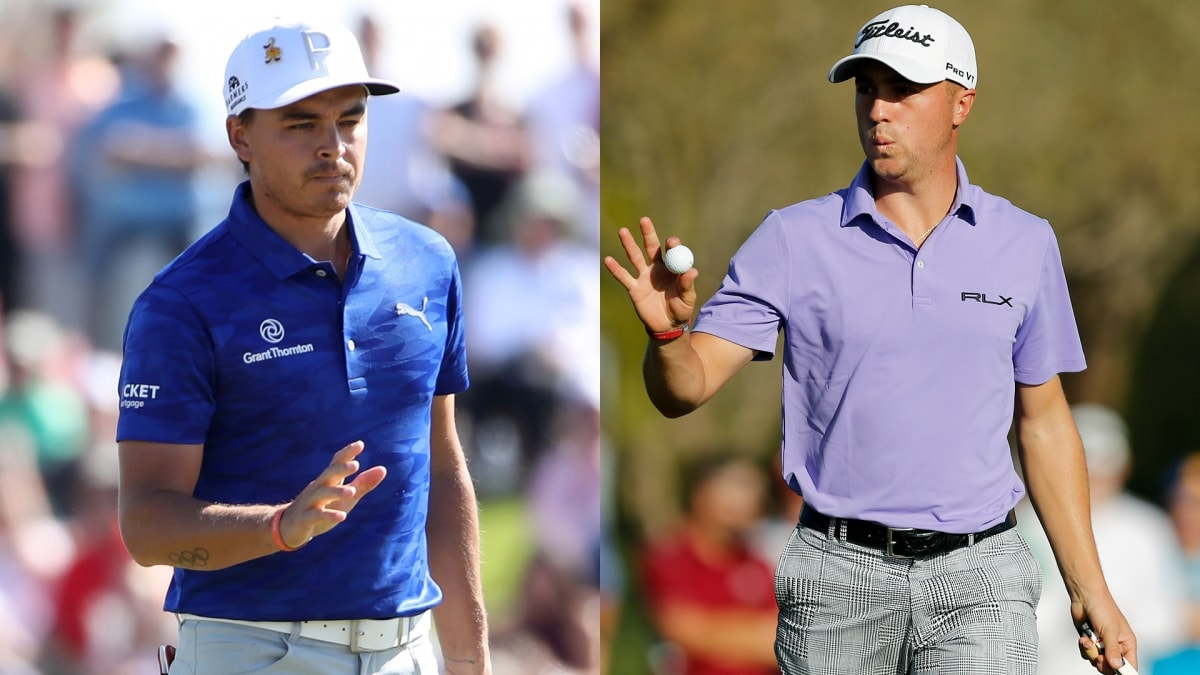Fowler pulls four clear at Phoenix Open with seven-under 64