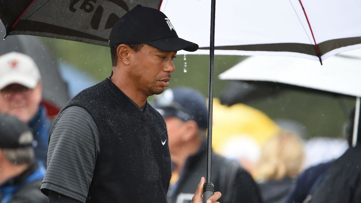 Tiger Woods has 'love-hate' relationship with Riviera