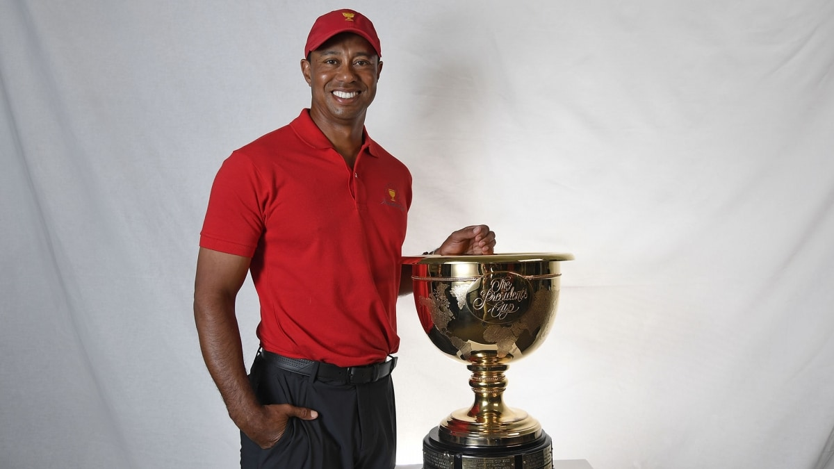 Couples, Stricker: We expect Tiger to be playing captain at Presidents Cup