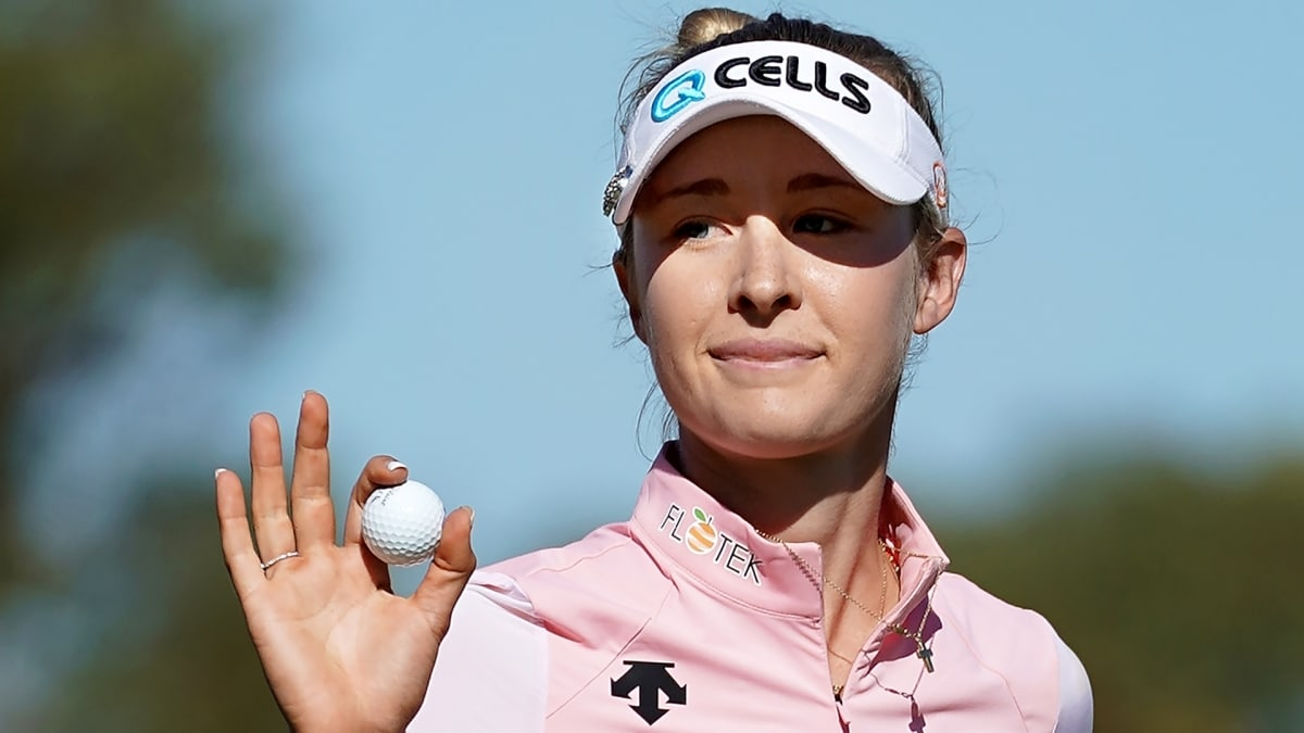 Korda keeps it in the family to win LPGA Australian Open