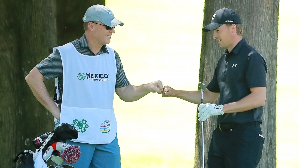 Spieth's dad to caddie at WGC-Mexico Championship