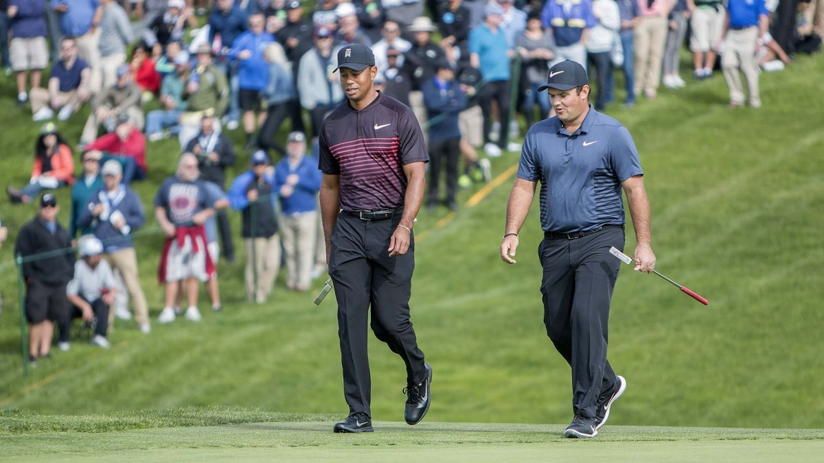 Tiger Woods is 'back on track' with Masters looming despite neck injury