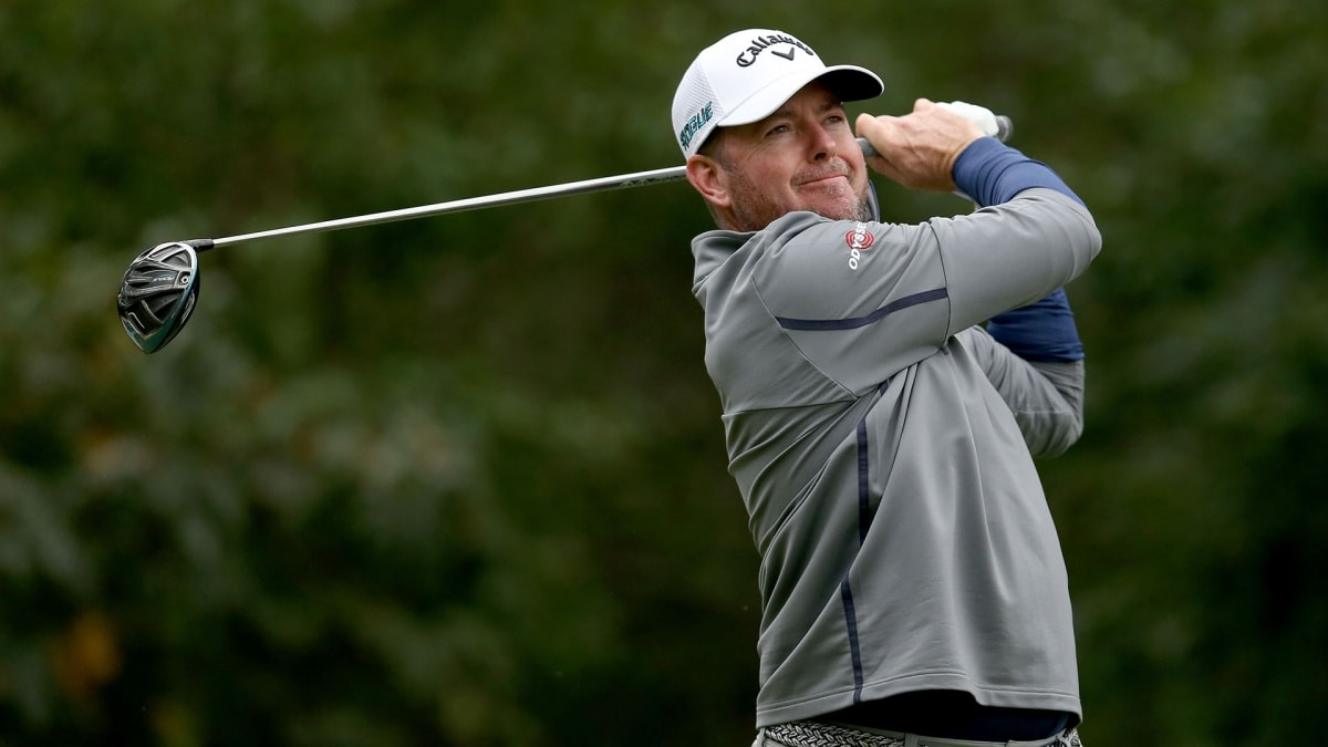 U.S. golfer Robert Garrigus suspended for failed drug test