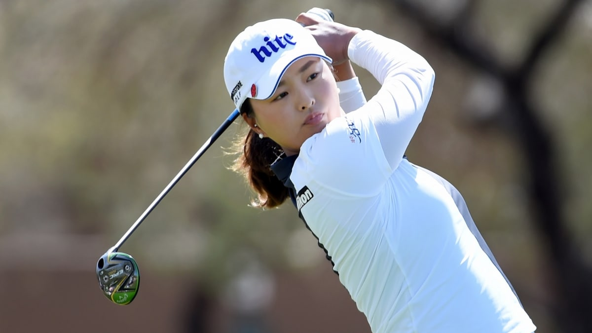 Ko Jin-young rallies for 3rd career LPGA victory
