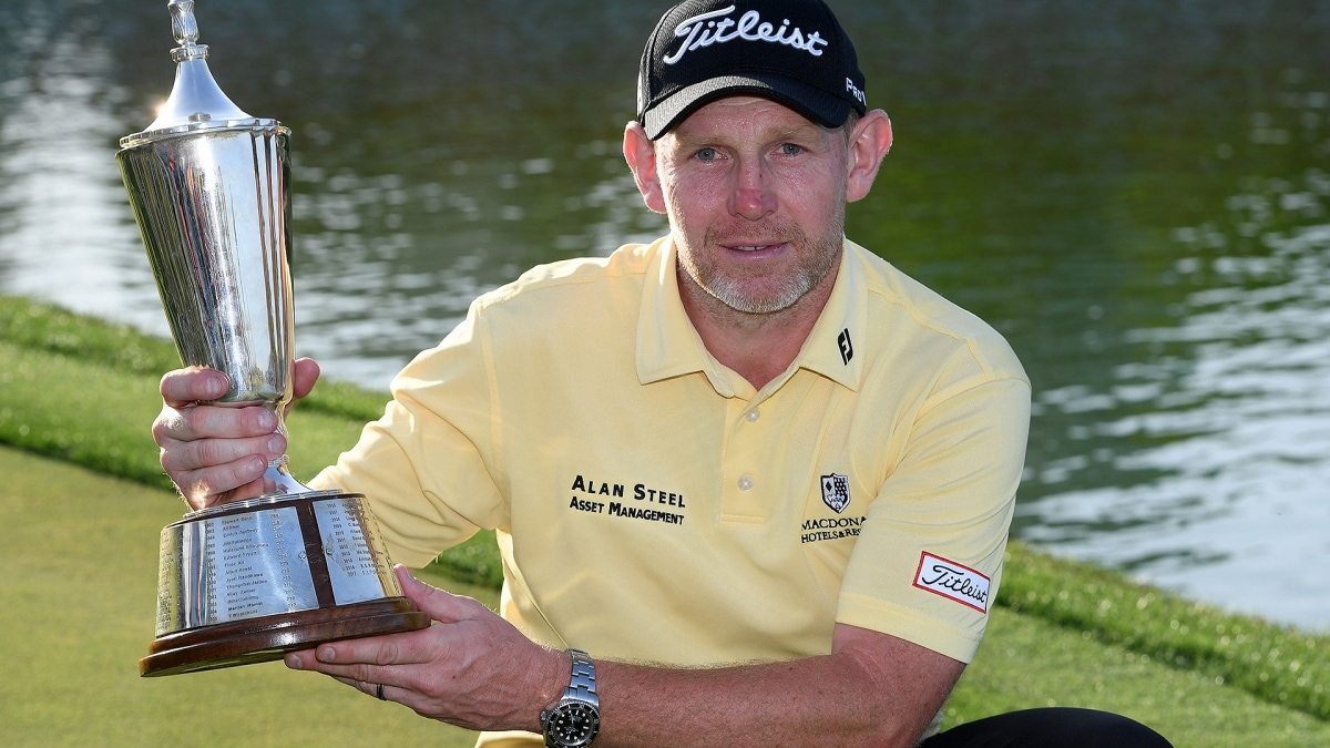 Stephen Gallacher's son Jack inspires first win since 2014