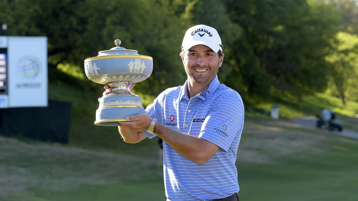 Kisner beats Kuchar in final of WGC-Match Play in Texas