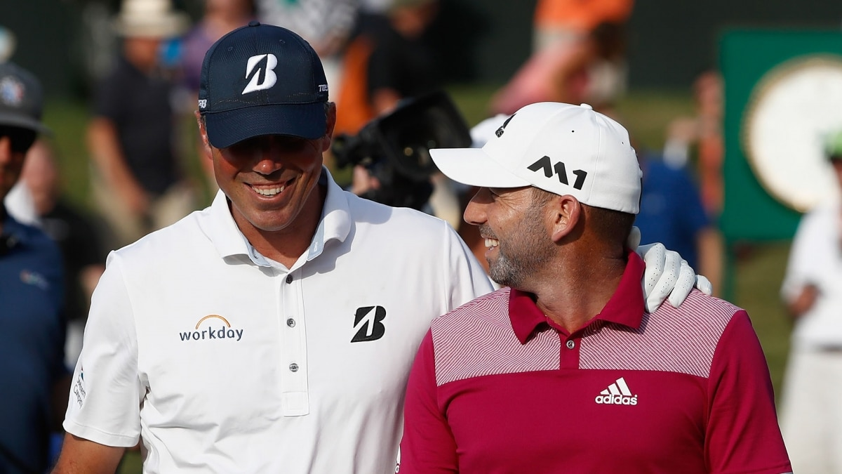 Tiger loses to Bjerregaard in Match Play quarter-final