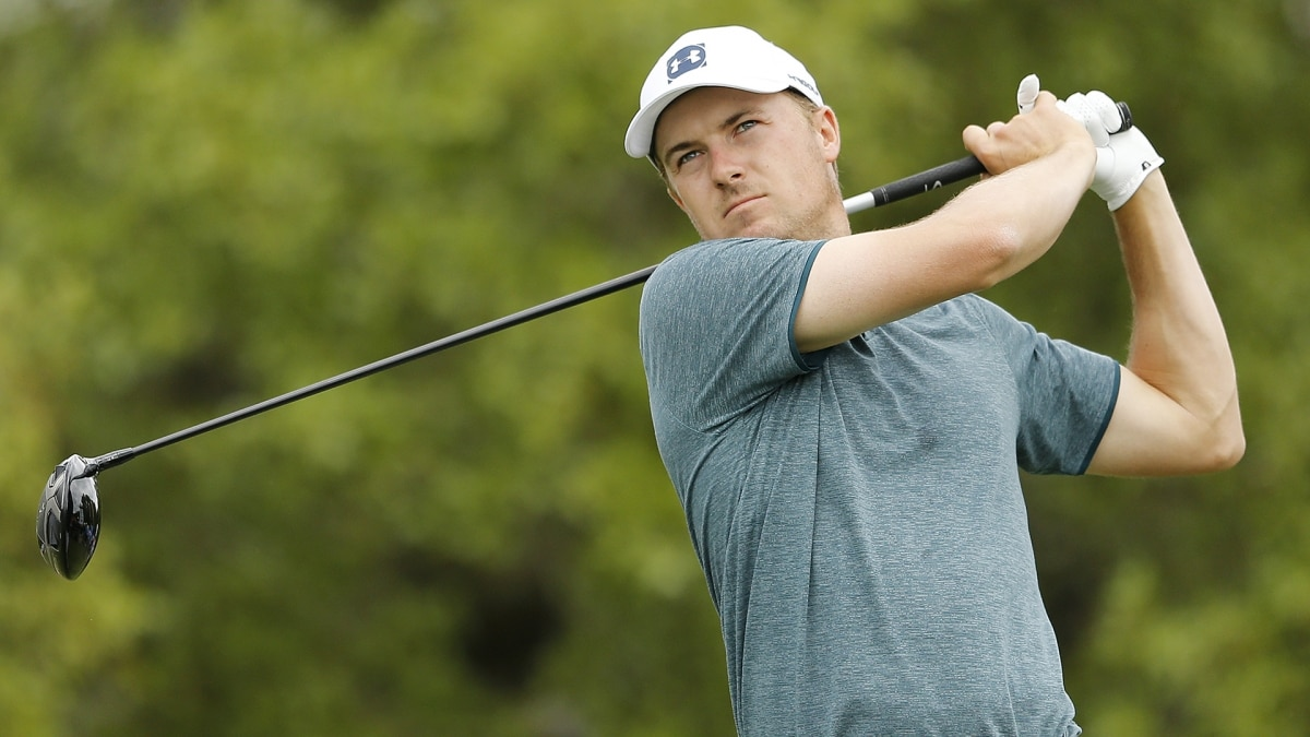 Kim leads, Spieth and Fowler lurking in Texas