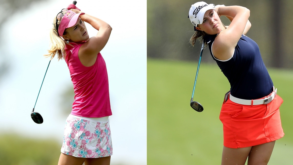 American duo share lead at Augusta National Women's Amateur