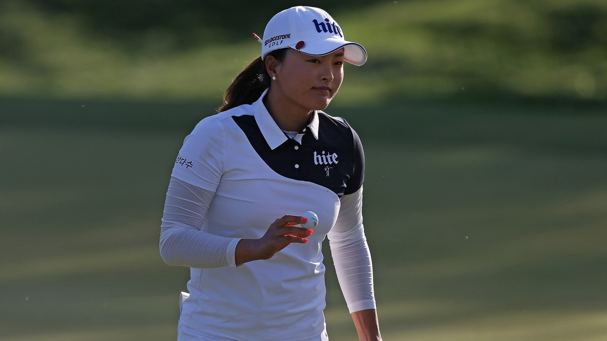 Jin Young Ko wins ANA Inspiration for first major