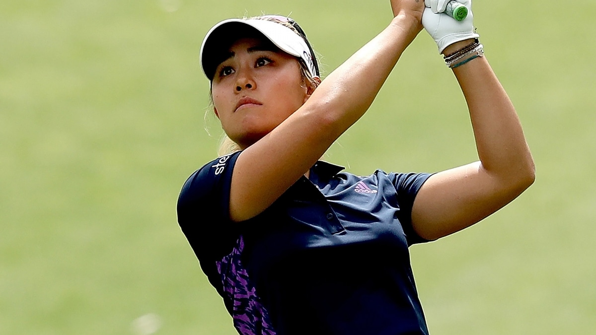 Korea's Ko wins ANA Inspiration as Henderson, Sharp fall off pace