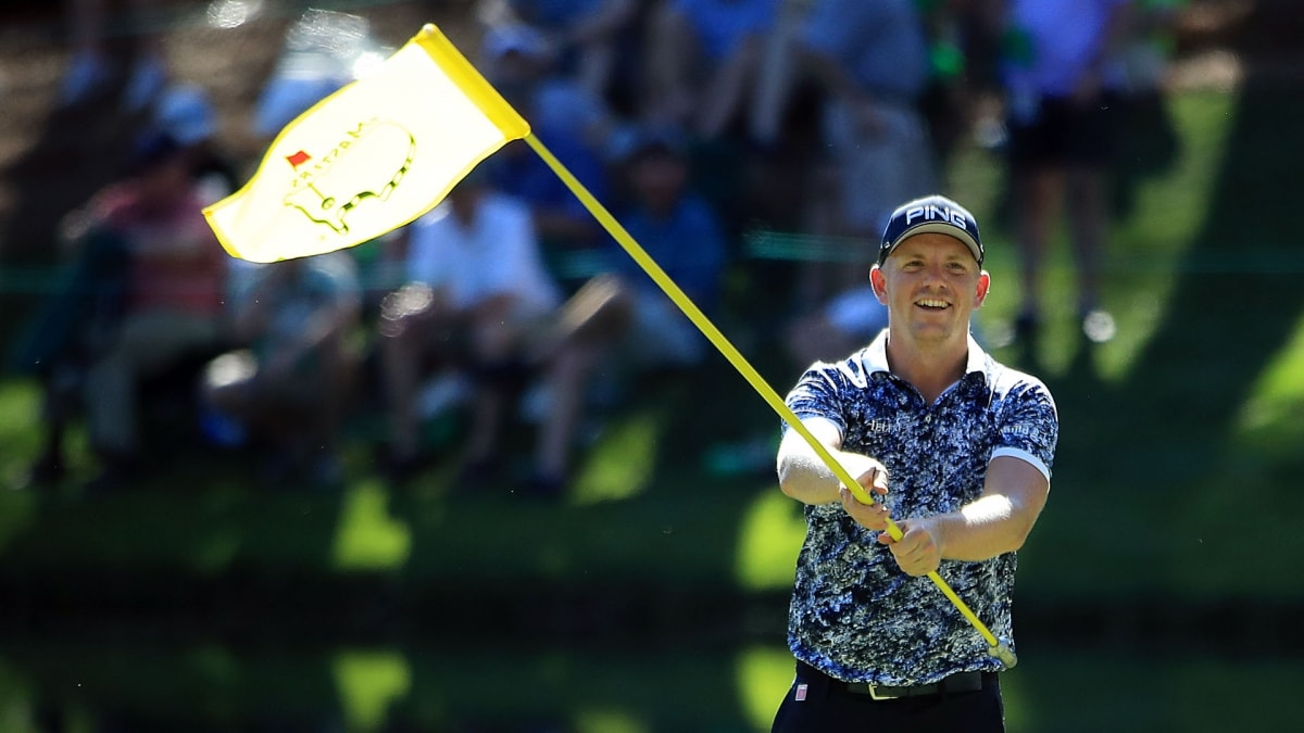 Wallace wins Par-3 Contest at the Masters