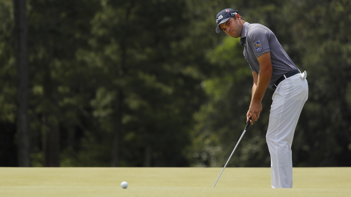 Listowel's Corey Conners off to strong start at Masters