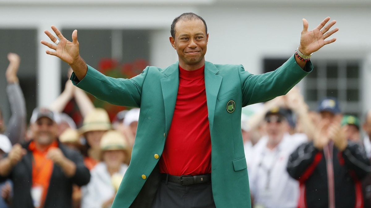 what tiger woods said in his 2019 masters winner u0026 39 s press conference